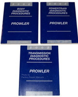 2002 Chrysler Plymouth Prowler Diagnostic Procedures Manuals