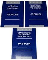 2002 Chrysler Plymouth Prowler Diagnostic Procedures Body Powertrain Transmission