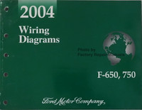 2004 Wiring Diagrams F-650, 750