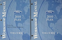 Ford 2010 Flex Workshop Manual Volume 1, 2