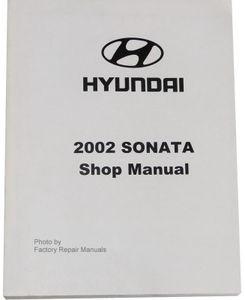 2002 hyundai sonata factory service manual gls lx original dealer rh factoryrepairmanuals com 2002 hyundai accent service manual 2002 hyundai elantra service manual