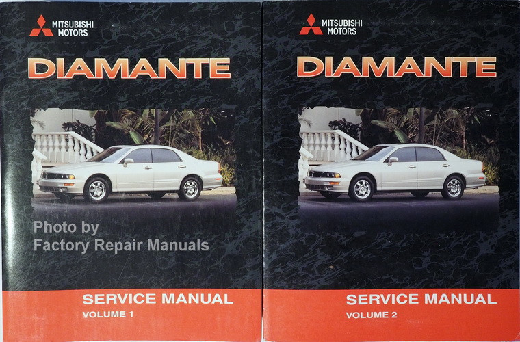 diamante service manual product user guide instruction u2022 rh testdpc co Mitsubishi Logo 1998 Mitsubishi Diamante