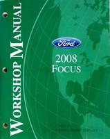 Workshop Manual Ford 2008 Focus