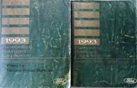 1993 Ford Aerostar/Ranger/Explorer Service Manual
