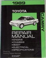 1989 Toyota Camry Repair Manual