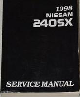 1998 Nissan 240SX Service Manual