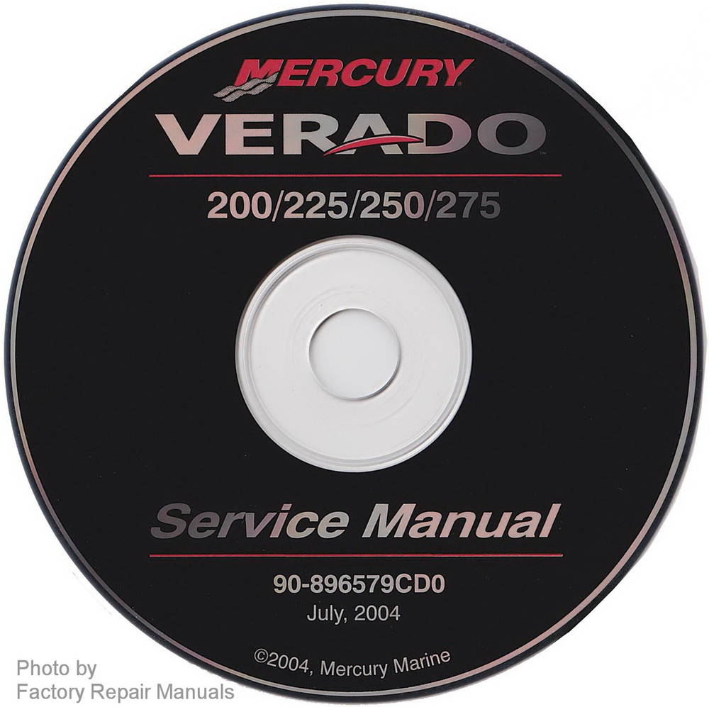 mercury verado 4 stroke 200 225 250 275 outboard factory service rh factoryrepairmanuals com service manual cdj 400 service manual cd for 2015 mahindra 1533 hst