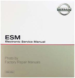 2001 nissan quest factory service manual cd rom original shop rh factoryrepairmanuals com 2001 Nissan Quest Problems 2001 Nissan Sentra