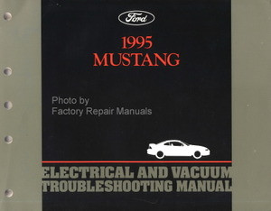 1995 ford mustang electrical vacuum troubleshooting manual wiring rh factoryrepairmanuals com 1995 ford mustang service manual pdf 1995 ford mustang repair manual pdf