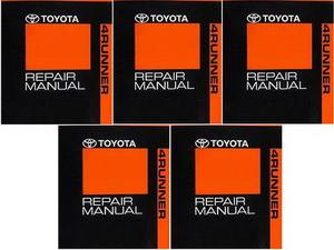 2011 toyota 4runner service manual