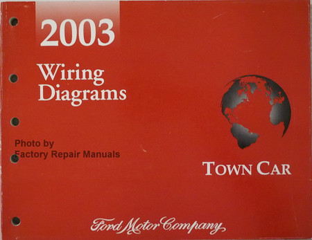 2003 lincoln town car electrical wiring diagrams original. Black Bedroom Furniture Sets. Home Design Ideas
