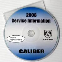 2008 Service Information Dodge Caliber