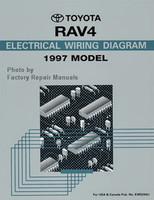 Toyota RAV4 Electrical Wiring Diagrams 1997 Model