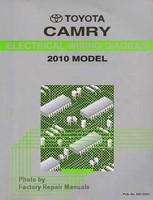 2010 Toyota Camry Electrical Wiring Diagrams - Original Factory Manual