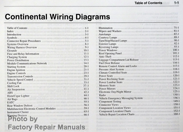 Wiring Diagram Further 1984 Lincoln Continental Wiring Diagram Manual