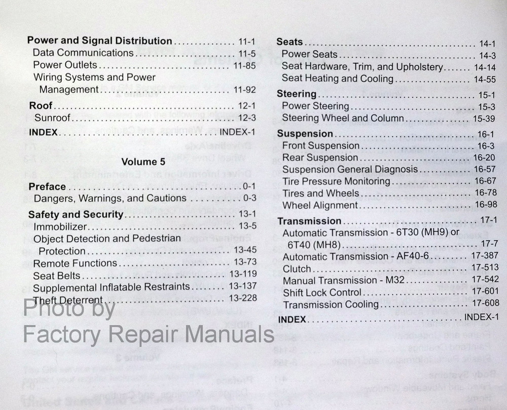 Alarm System Wiring Diagram 2012 Chevy Cruze 2007 Express Van Radio 2014 Factory Service Manual Complete Set Original Shop