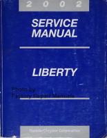2002 Service Manual Liberty