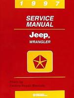 1997 Service Manual Jeep Wrangler