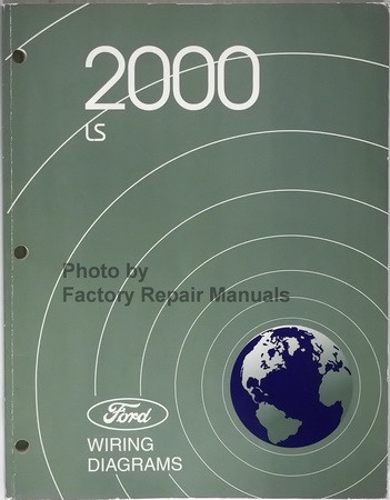 2000 lincoln ls electrical wiring diagrams original ford manual rh factoryrepairmanuals com lincoln ls 2000 repair manual free download 2000 lincoln ls repair manual