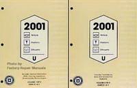 2001 Chevrolet Venture, Pontiac Montana and Oldsmobile Silhouette