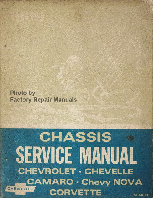 1969 chevy bel air camaro corvette chevelle el camino impala factory rh factoryrepairmanuals com chevrolet shop manual chevelle shop manuals pdf