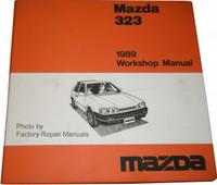 Mazda 323 1989 Workshop Manual
