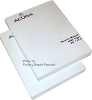 1992 Acura Vigor Factory Service Manuals
