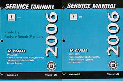 2006 pontiac gto factory service manual 2 volume set original shop rh factoryrepairmanuals com 2006 pontiac gto repair manual 2006 pontiac gto repair manual