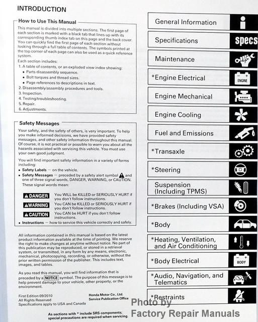 Honda Civic 2006 Owners manual Pdf download Online free Full