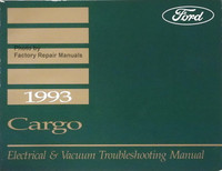 1993 Ford Cargo Truck Electrical Troubleshooting Manual