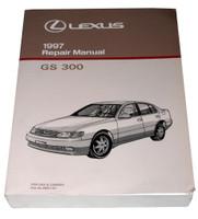 1997 Lexus GS 300 Repair Manual