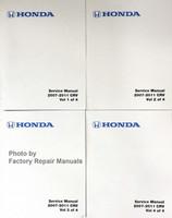 2007-2011 Honda CR-V Service Manual Factory Reprint