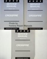 2006 Chrysler Crossfire Service Manual Volume 1, 2, 3