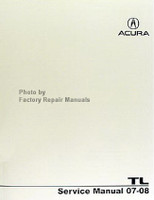 ACURA TL Service Manual 07-08