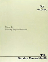 Acura TL Service Manual 04-06