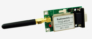 TDi2- RS232 Interface Board Frequency 433.925 - 434.565MHz