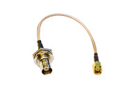 Cable BNC to SMA connector 15 cm