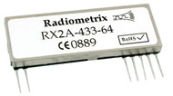RX2A  FM Receiver  433.92MHz and 434.42MHz