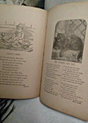 Antique Children Storybook Young American Speaker Donohue 183 Flag Boy