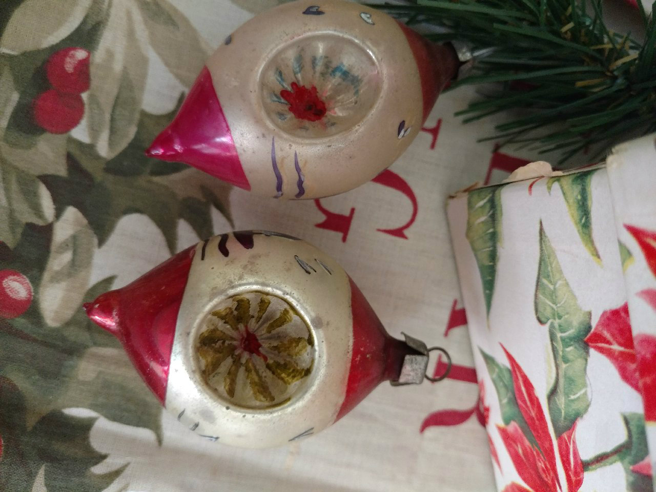 Antique Christmas Tree Ornaments