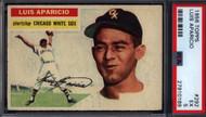1956-Topps Luis Aparicio #292 HOF RC Rookie-Centered