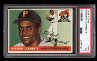 1955 Topps Roberto Clemente RC Rookie #164 PSA 3