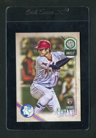 2018 Gypsy Queen Shohei Ohtani RC Rookie #89 Mint