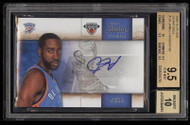 2009 Panini Studio Signatures James Harden ROOKIE RC AUTO /199 BGS 9.5 Gem Mint