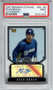 2007 Bowman Sterling Autograph #BS-RB Ryan Braun RC Rookie Card PSA 9 Mint