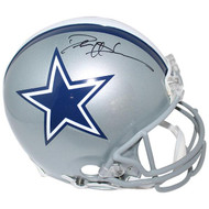 Deion Sanders Signed Dallas Cowboys Full Size Authentic Helmet