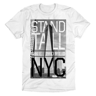 One World Observatory Stand Tall Tee