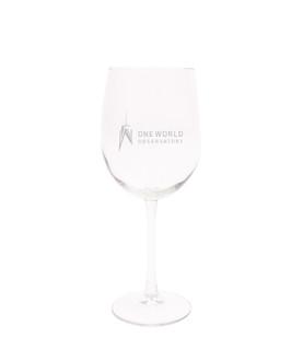 One World Observatory 19oz. Cachet wine glass