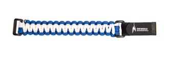 One World Observatory Weaved Bracelet