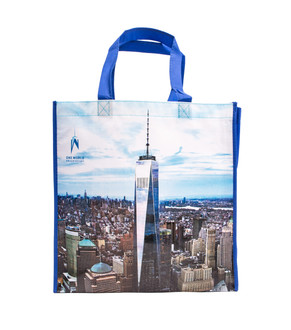 One World Observatory Reusable Tote